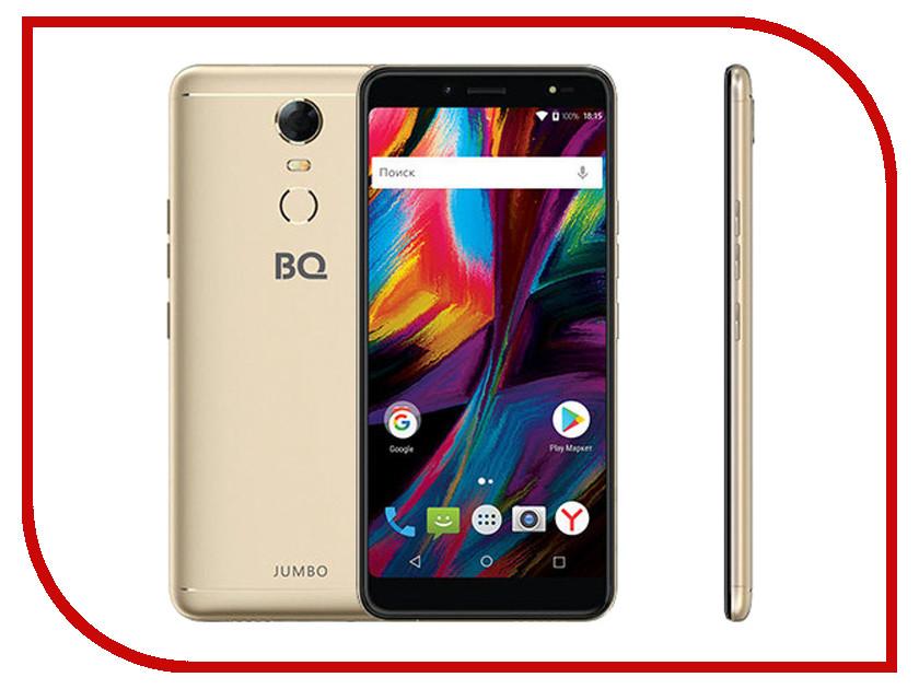 Сотовый телефон BQ BQ-6001L Jumbo Gold сотовый телефон bq 5032 element gold