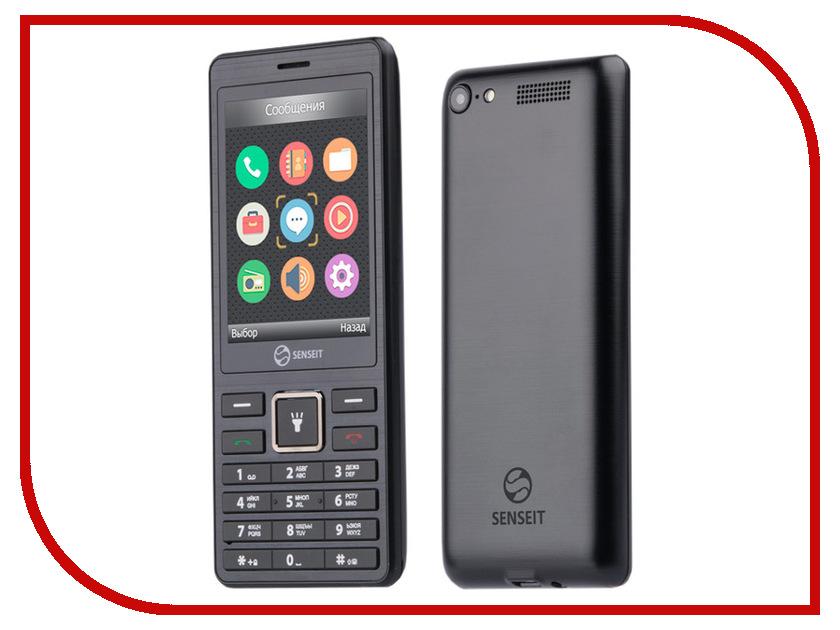 Сотовый телефон SENSEIT L131 senseit r450 gray