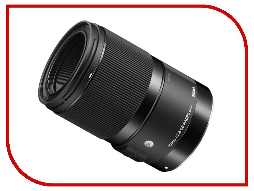 Объектив Sigma Canon AF 70 mm F/2.8 DG Macro Art стоимость
