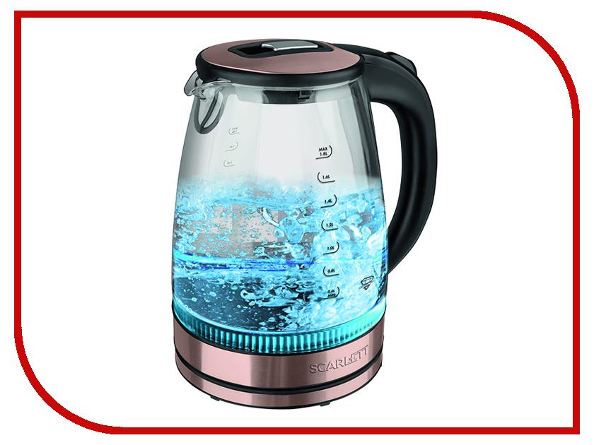 Чайник Scarlett SC-EK27G43 чайник scarlett sc ek21s51
