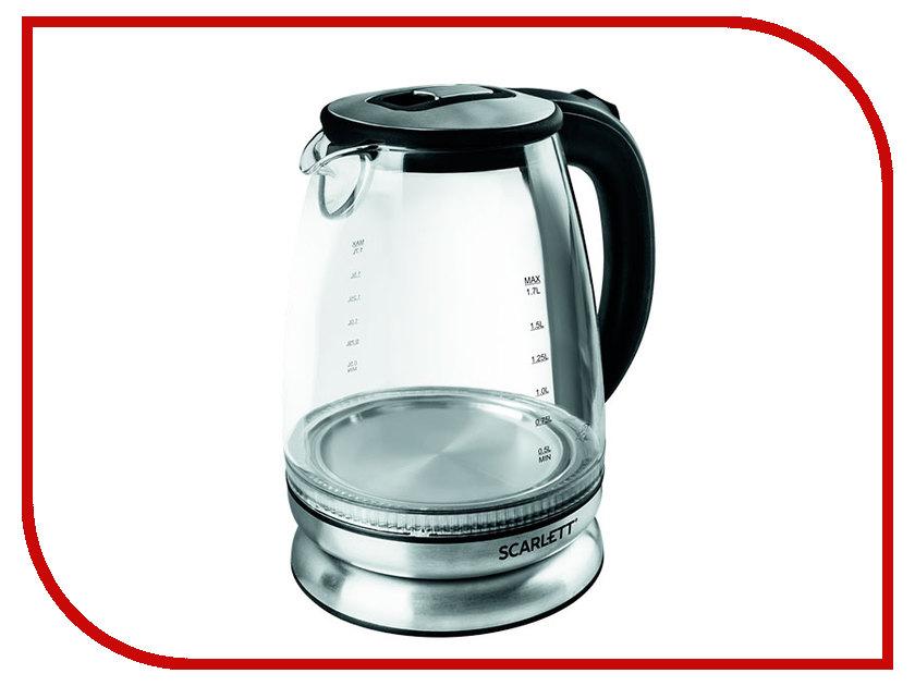 Чайник Scarlett SC-EK27G22 электрический чайник scarlett sc ek18p26 sc ek18p26