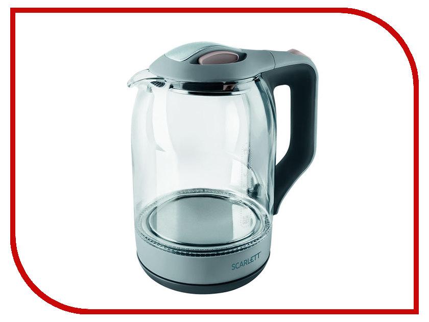 Чайник Scarlett SC-EK27G33 электрический чайник scarlett sc ek18p26 sc ek18p26