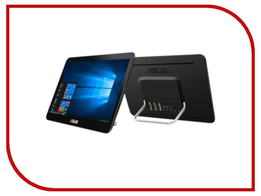 Моноблок ASUS V161GAT-BD068T Black 90PT0201-M01990 (Intel Celeron N4000 1.1 GHz/4096Mb/128Gb SSD/Intel HD Graphics/Wi-Fi/Bluetooth/Cam/15.6/1366x768/Touchscreen/Windows 10 Home 64-bit)