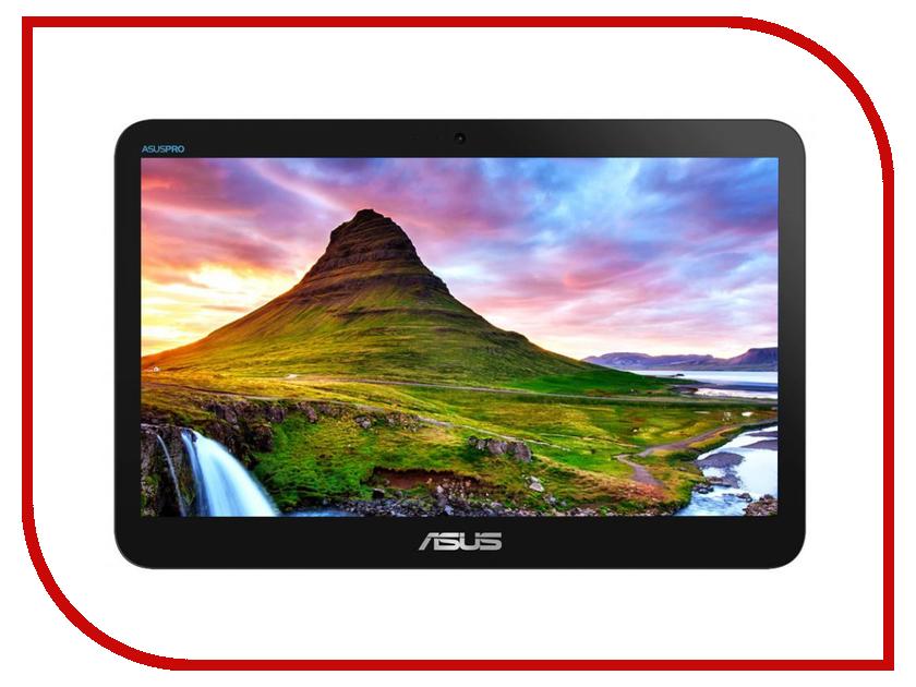 Моноблок ASUS V161GAT-BD067T Black 90PT0201-M01980 (Intel Celeron N4000 1.1 GHz/4096Mb/500Gb/Intel HD Graphics/Wi-Fi/Bluetooth/Cam/15.6/1366x768/Touchscreen/Windows 10 Home 64-bit)