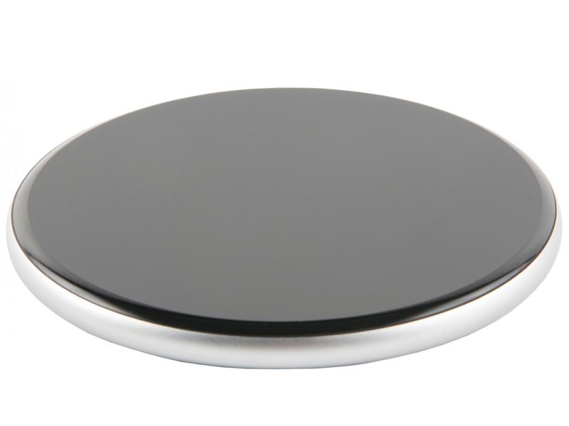 Зарядное устройство Red Line Qi-04 Black для APPLE iPhone 8 / 8 Plus зарядное устройство red line qi 04 black для apple iphone 8 8 plus