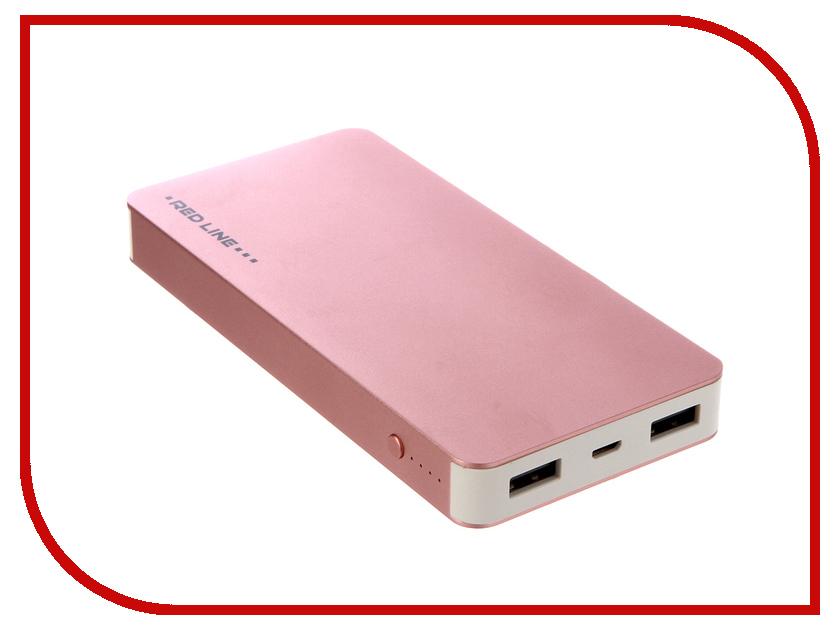 Аккумулятор Red Line T2 8000mAh Pink аккумулятор remax kand platinum rm1 009 8000mah white red