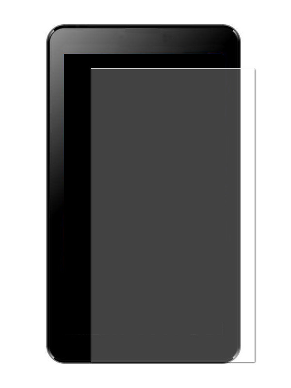 Защитная плёнка Red Line 7-inch матовая
