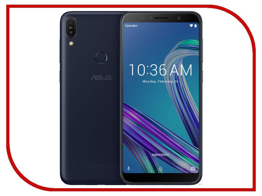 Сотовый телефон ASUS ZenFone Max Pro (M1) ZB602KL 3/32GB Blue