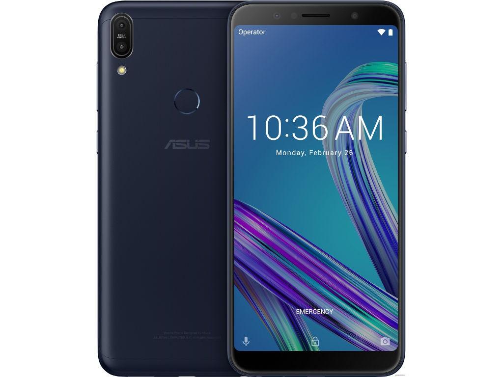 Сотовый телефон ASUS ZenFone Max Pro (M1) ZB602KL 3/32GB Blue стоимость