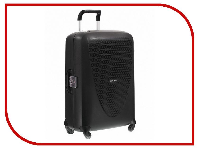 Чемодан Samsonite Termo Young 50x70x27cm 69L Black 70U-09004 чемодан samsonite чемодан 85 см termo young 56x85x34 см