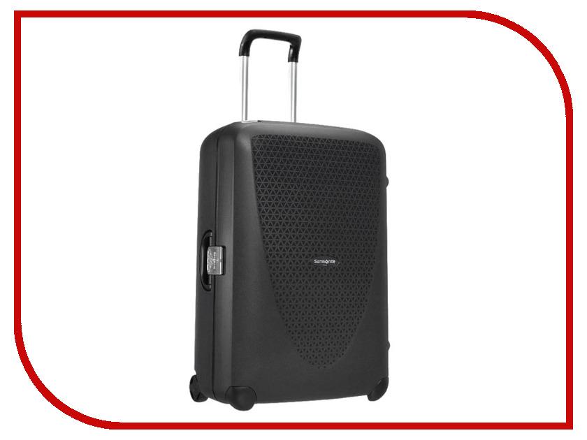 Чемодан Samsonite Termo Young 52x75x31cm 88L Black 70U-09002 чемодан samsonite чемодан 85 см termo young 56x85x34 см