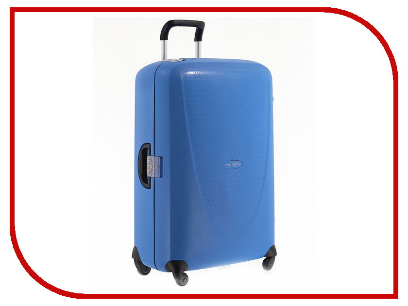 Чемодан Samsonite Termo Young 52x78x31cm 88L Light Blue 70U-01005
