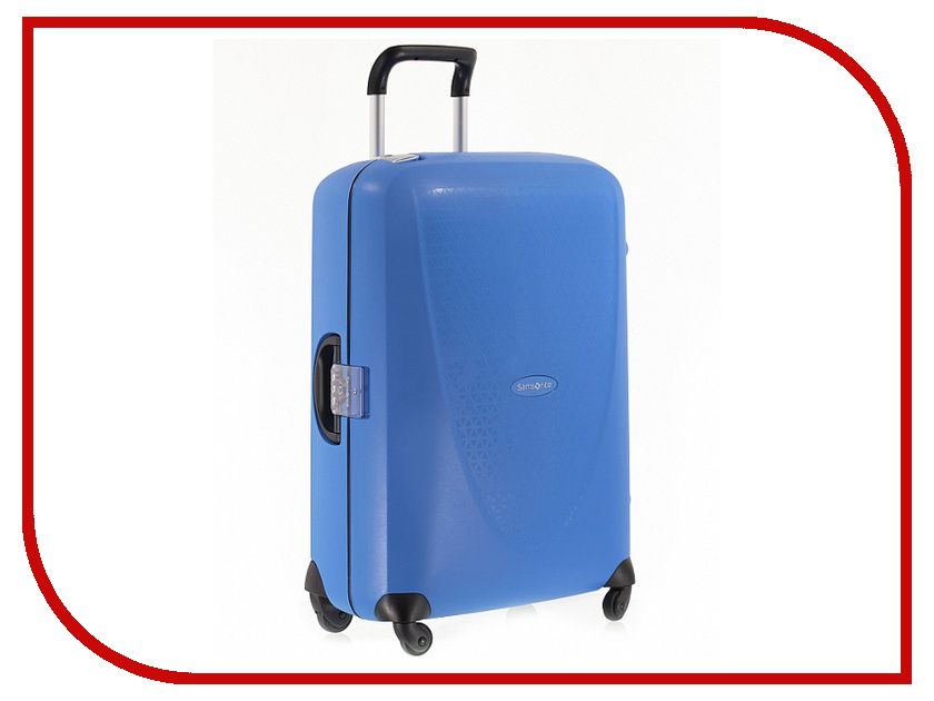 Чемодан Samsonite Termo Young 50x70x27cm 69L Light Blue 70U-01004