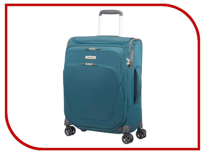 Чемодан Samsonite Spark SNG 40x55x20cm 43L Petrol Blue 65N-11005 цена 2017
