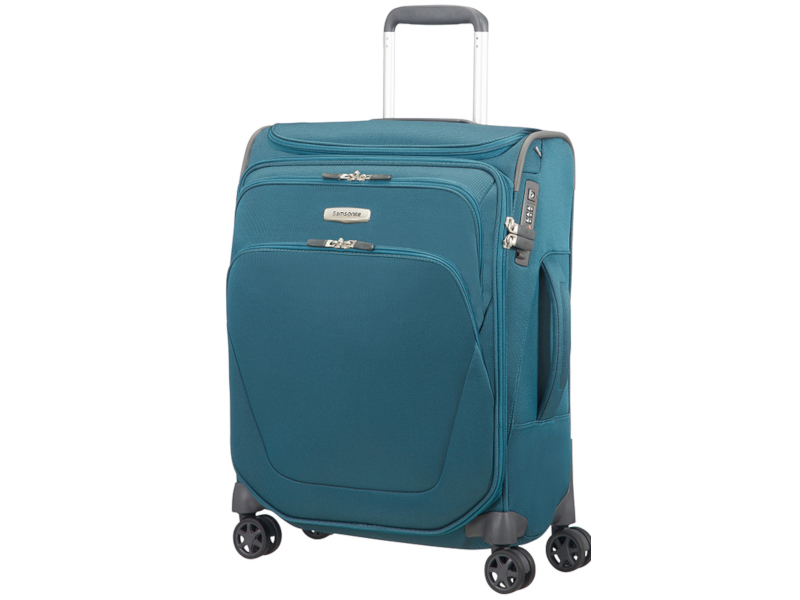 Чемодан Samsonite Spark SNG 40x55x20cm 43L Petrol Blue 65N-11005 rcexl single ignition cdi for ngk cm6 10mm spark plug 120 degree da dle gas petrol engine rc airplane 6v 12v