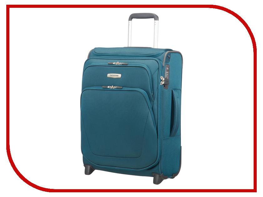 Чемодан Samsonite Spark SNG 40x55x23cm 57L Petrol Blue 65N-11002 цена 2017