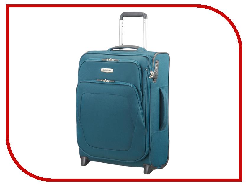 Чемодан Samsonite Spark SNG 40x55x23cm 57L Petrol Blue 65N-11001 цена 2017