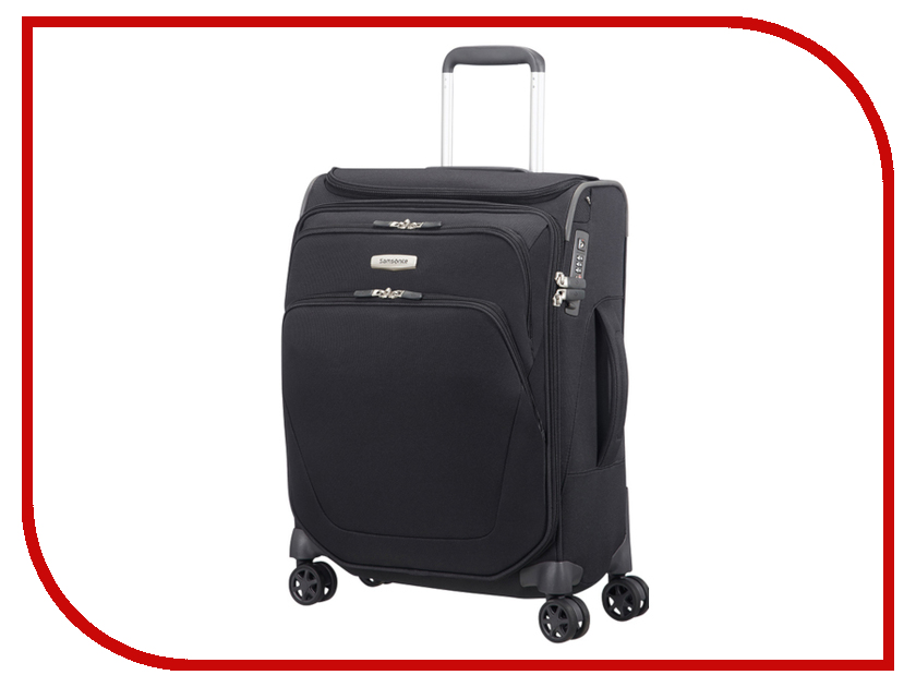 Чемодан Samsonite Spark SNG 40x55x20cm 43L Black 65N-09005