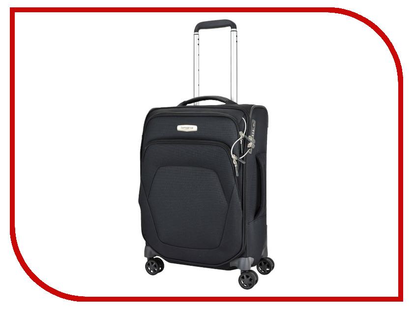 Чемодан Samsonite Spark SNG 35x55x20cm 38L Black 65N-09003 чемодан wenger vaud 47x23x35cm 38l bordo 6399131154