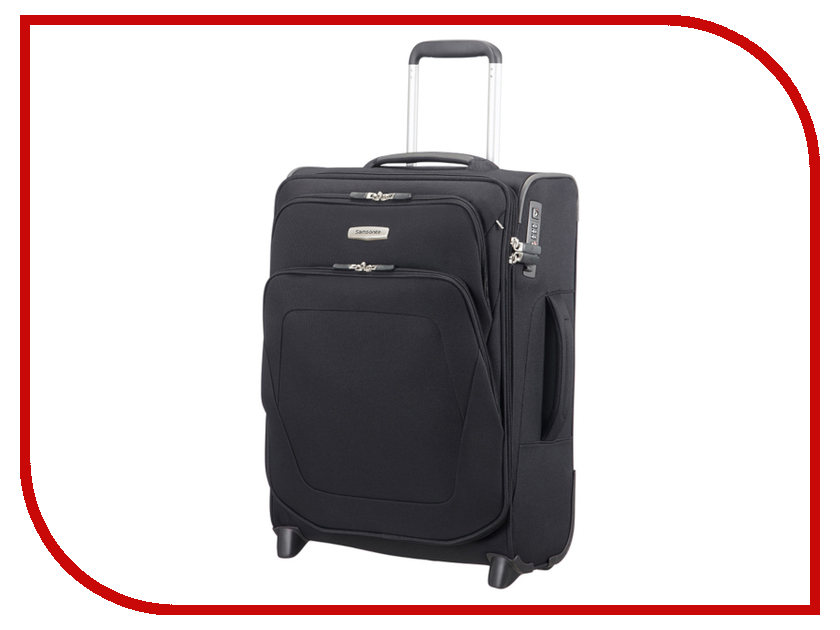 Чемодан Samsonite Spark SNG 40x55x23cm 57L Black 65N-09001