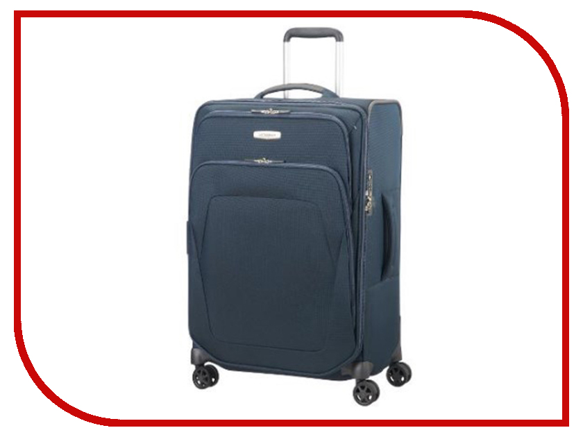 Чемодан Samsonite Spark SNG 44x67x27cm 92L Dark Blue 65N-01007