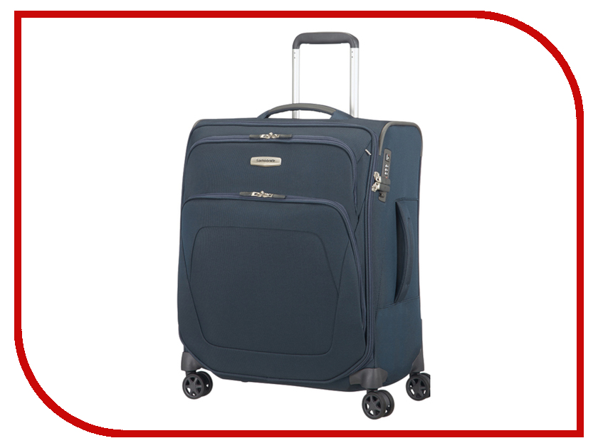 Чемодан Samsonite Spark SNG 45x56x25cm 62.5L Dark Blue 65N-01006