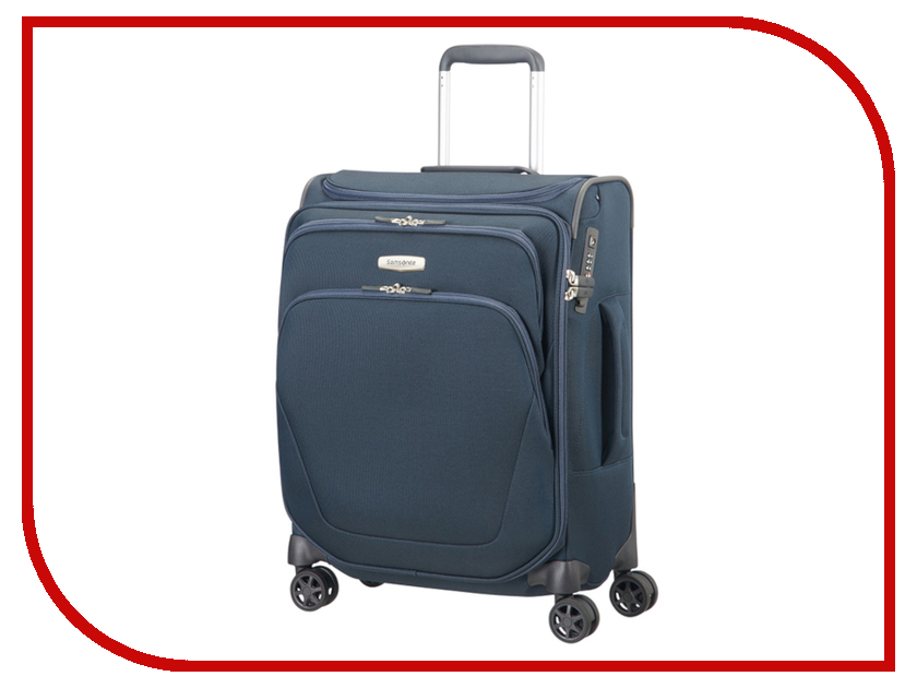 Чемодан Samsonite Spark SNG 40x55x20cm 43L Dark Blue 65N-01005