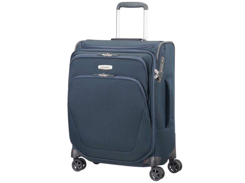 Чемодан Samsonite Spark SNG 40x55x20cm 43L Dark Blue 65N-01005 сумка тележка samsonite сумка дорожная spark sng