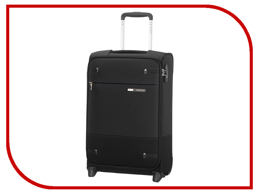 Чемодан Samsonite Base Boost 35x55x20cm 35L Black 38N-09002