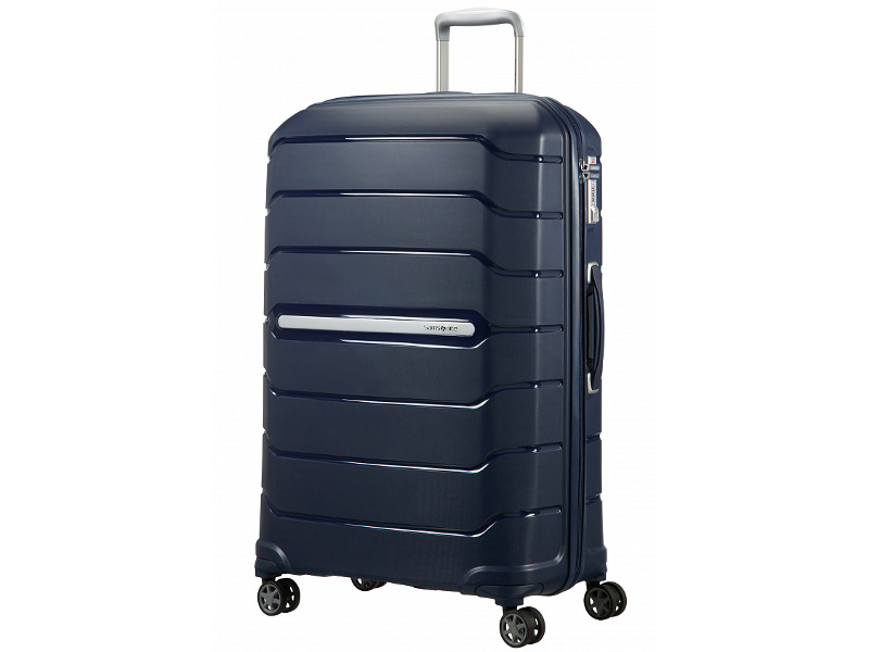 Чемодан Samsonite Flux 52x75x31cm 121L Dark Blue CB0-41003