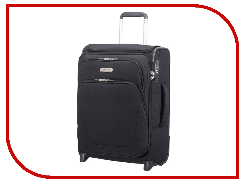 Чемодан Samsonite Spark SNG 40x55x23cm 57L Black 65N-09002