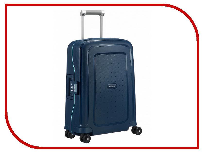 Чемодан Samsonite SCure 40x55x20cm 34L Dark Blue 10U-52003