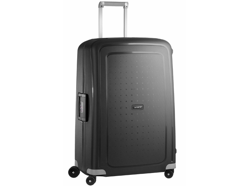 Чемодан Samsonite SCure 52x75x31cm 102L Black 10U-09002