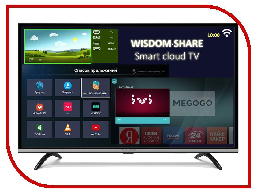 Телевизор Thomson T43FSL5140 телевизор thomson t43d19sfs