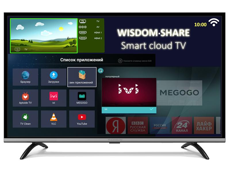 Телевизор Thomson T43FSL5140 цена и фото