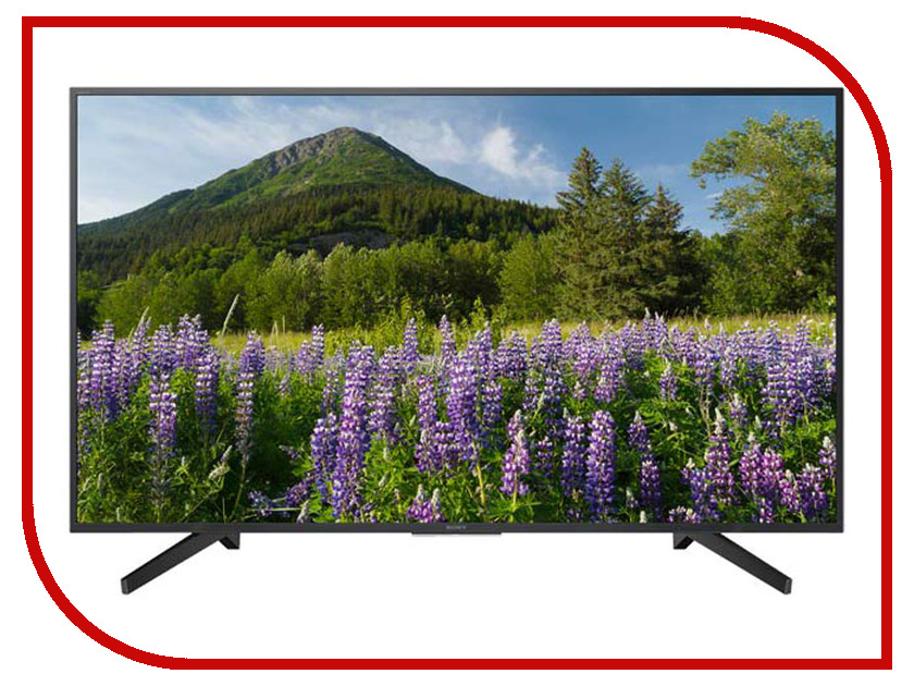 цена на Телевизор Sony KD-49XF7005