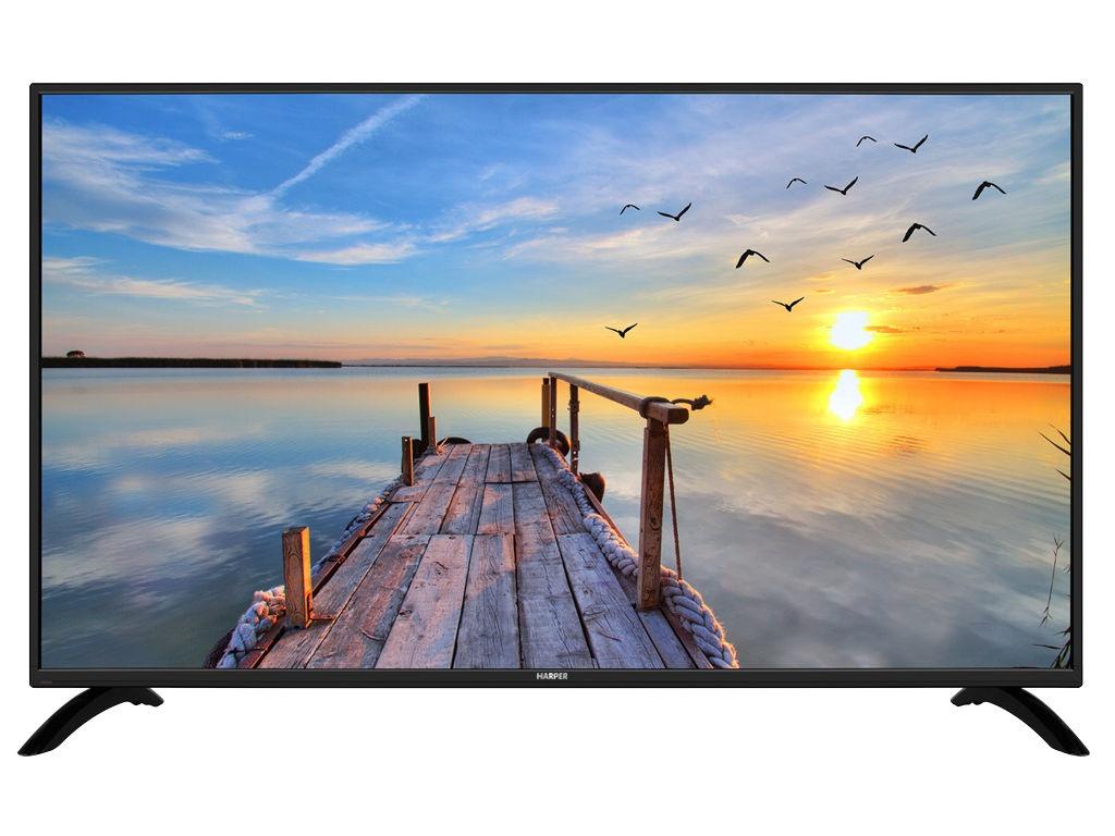 Телевизор HARPER 50U660TS цена