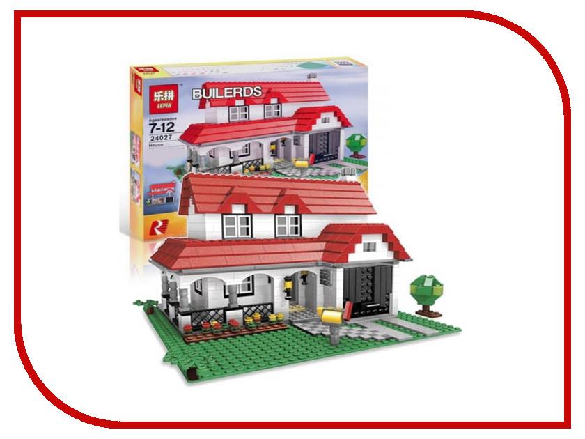 Конструктор Lepin Американский дом 3в1 24027