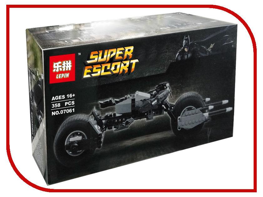 Конструктор Lepin Bat-Pod Collectors 07061