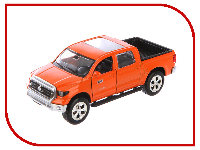 Игрушка Hoffmann Toyota Tundra Red 65692 игрушка hoffmann germany fury 65681