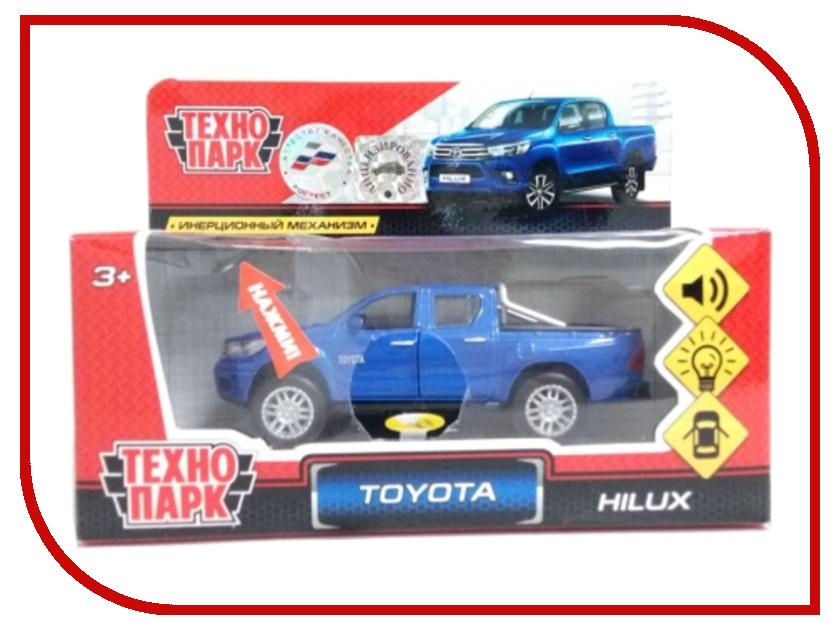 Игрушка Технопарк Toyota Hilux FY6118-SL