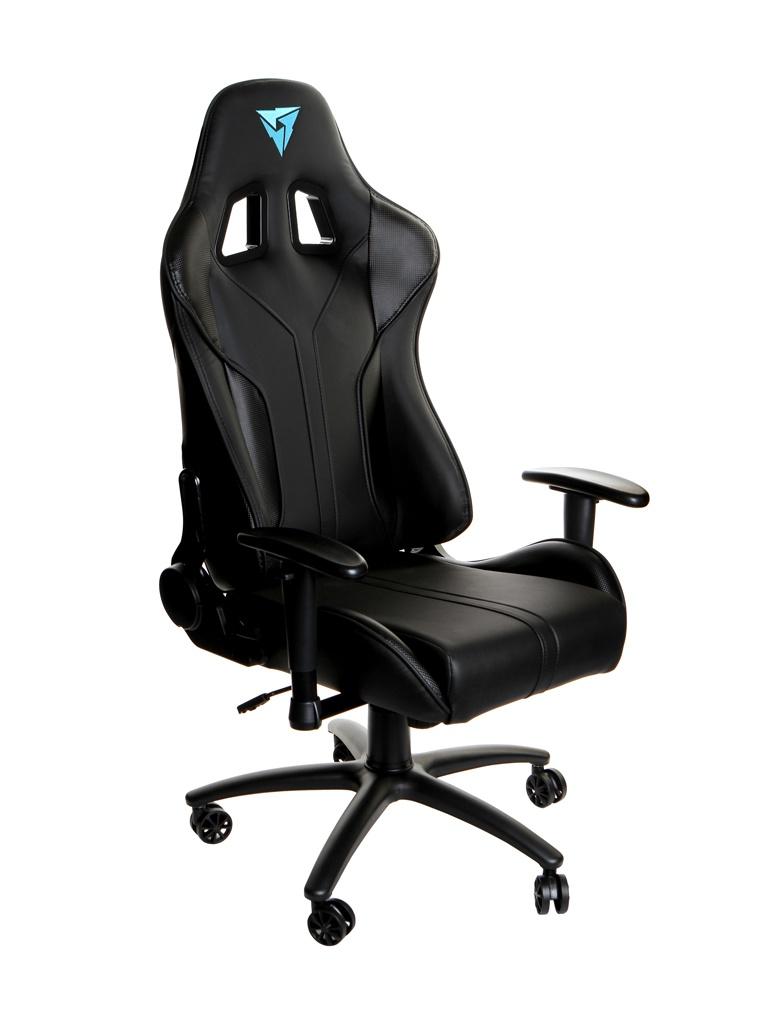Компьютерное кресло ThunderX3 RC3-B Air Black кресло компьютерное thunderx3 uc5 b [black] air с подсветкой 7 цветов