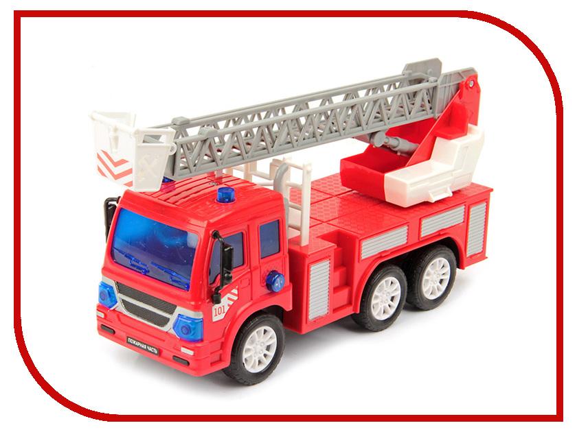 Игрушка Drift Пожарная автовышка 70399 игрушка drift портальный погрузчик строительный 70397