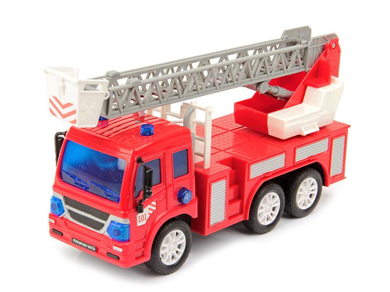 Игрушка Drift Пожарная автовышка 70399 игрушка drift cistern car 64979