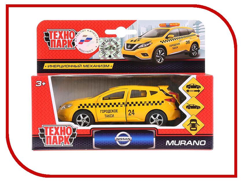 Игрушка Технопарк NIissan Murano Такси SB-17-75-NM-T-WB игрушка технопарк lada vesta полиция мотоцикл sb 17 56wb