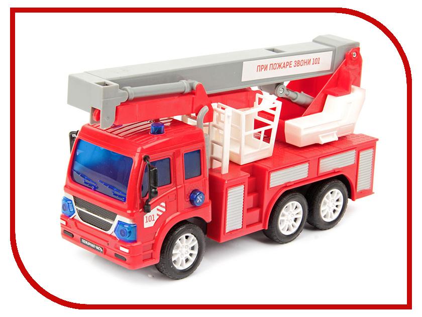 Игрушка Drift Подъёмник пожарный 70386 игрушка drift подъёмник строительный 70396