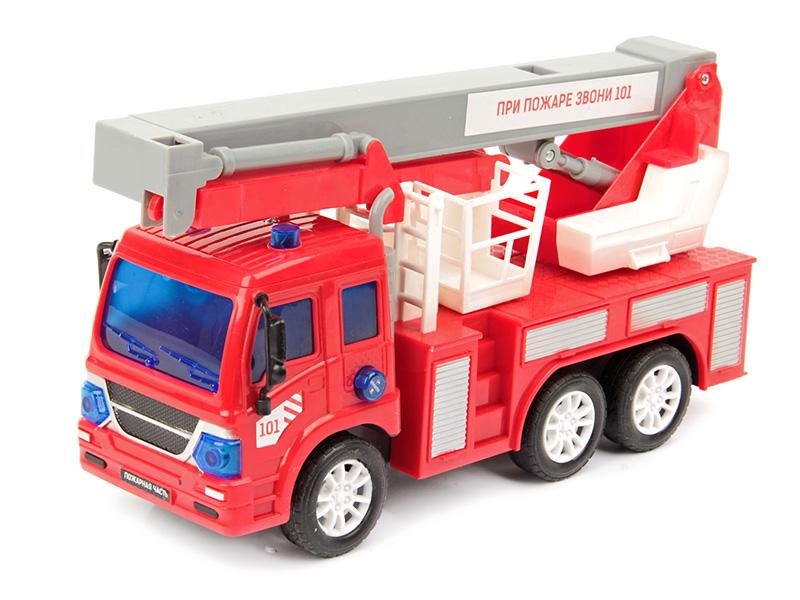 Игрушка Drift Подъёмник пожарный 70386 цена