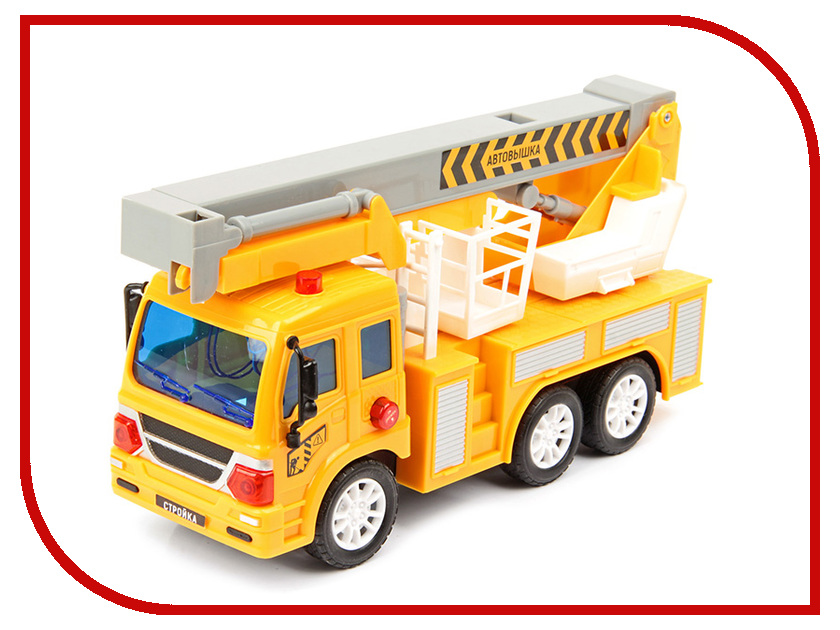 Игрушка Drift Подъёмник строительный 70384 игрушка drift портальный погрузчик строительный 70397