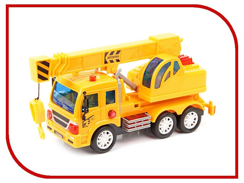 Игрушка Drift Подъёмный кран 70383 игрушка drift подъёмник строительный 70396