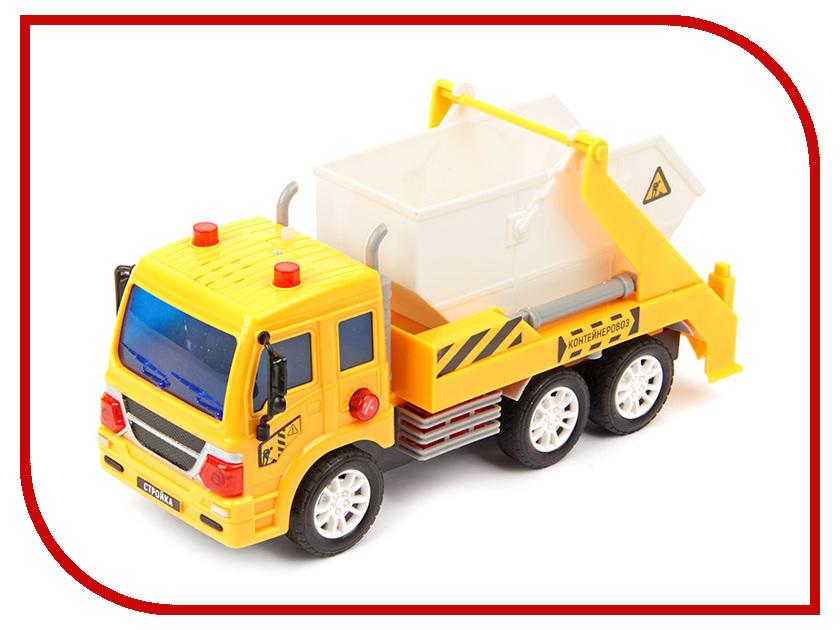 Игрушка Drift Погрузчик строительный 70385 игрушка drift портальный погрузчик строительный 70397